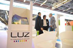 LUZ optique & audio au Silmo - Paris 2011