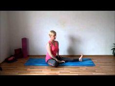 Hormonal Joga - Pavla Rozumberska - ukazka cviku - YouTube