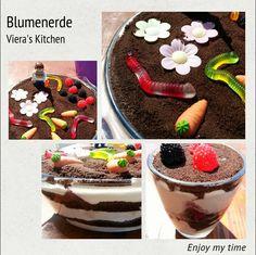 Viera´s Kitchen: Blumenerde für die Gartenfee