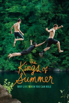 Kings of Summer The Kings Of Summer- Another gem from Sundance. Endearingly witty and heartwarming coming of age story.The Kings Of Summer- Another gem from Sundance. Endearingly witty and heartwarming coming of age story. Love Movie, Movie Tv, Movies Showing, Movies And Tv Shows, The Kings Of Summer, Movie Poster Template, Movie Posters For Sale, Films Cinema, Bon Film