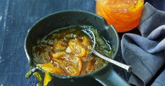 Delightful warming orange marmalade spread is an old classic for a winter slice of toast.