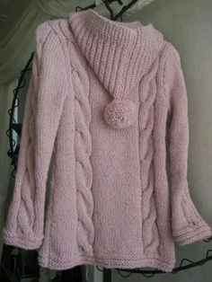Kuscheljacke Knit Cardigan, Knit Crochet, Projects To Try, Sweaters, Cardigans, Knitting, Clothes, Coats, Art