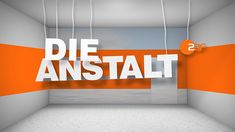 Die Anstalt (Satiresendung) auf http://anstalt.zdf.de + YouTube Kanal: Kabarett (41 Videos – https://youtube.com/channel/UCR8YHeUSoQpGyhmfx9B6aKQ/videos?flow=grid&sort=da&view=0) + wikipedia