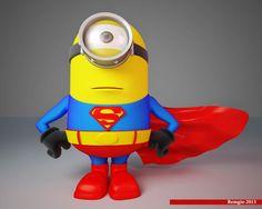 minion superman