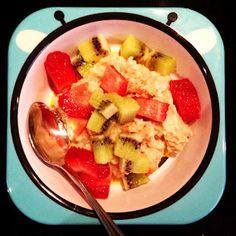 Easy Toddler Food - Looks like Summer - breakfast