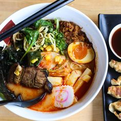 Here are the 21 best ramen shops in the country. YUM. Time for a road trip!
