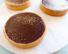 Les tartelettes au chocolat de Jacques Génin