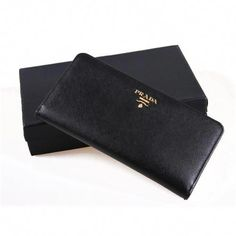 fba7023aa6dc7e Prada Men Black Long Wallets #Prada #Wallet #Purse #Pradahandbags  #pradawalletmen Prada. Prada OutletPrada HandbagsPrada BagReplica ...