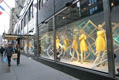 Bloomingdale's window NYC