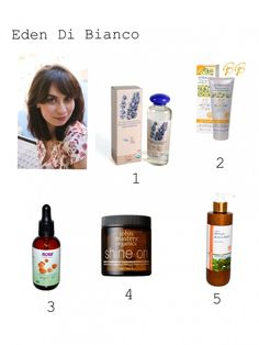 Favorite Summer Products Green Beauty Picks | Eden Di Bianco: A NY Cosmetologist with passion for natural and cruelty free beauty.