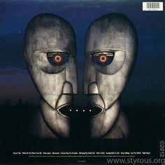 Pink Floyd Division Bell Artwork JML