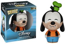 Available in: Item. Goofy is now a cute little Dorbz vinyl figure! This Disney Goofy Dorbz Vinyl Figure stands about tall and comes Goofy Disney, Disney Toys, Disney Stuff, Vinyl Toys, Funko Pop Vinyl, Action Toys, Action Figures, Toy 2, Marvel