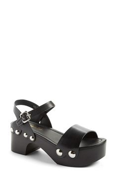 Prada Chunky Clog Sandal (Women) available at #Nordstrom