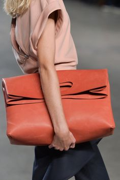72 details photos of Sally LaPointe at New York Fashion Week Spring 2015.
