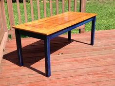 Pottery Barn Style Coffee Table DC