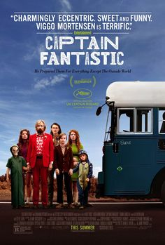 'Captain Fantastic' Trailer: Viggo Mortensen Raises His Kids Differently
