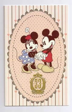 This is a Disneyland Club 33 Member's Invitation and was only offered to Member's of Club 33 for Valentine's Day Dinner - February 14, 2010.