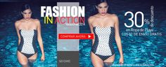 30% de descuento en Ropa de playa Fashion in Action, en Sears.