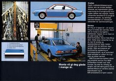 1976 Opel Manta