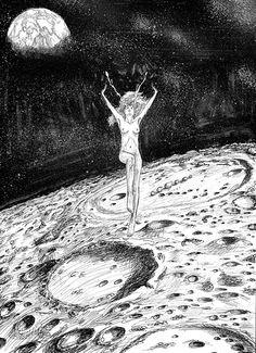 Las veces que estuvimos en las profundidades, en el silencio de las paredes frías. Las noches que estrellamos los gritos en cal hasta abrirnos los nudillos. Los días que nos llevaron a escoger entre caminos blancos ... Texto de Ximena Cuenca | Ilustración de Jeavi Mental