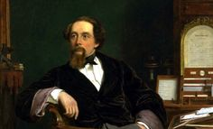 Charles Dickens in his study 1859 by William Powell Frith. I think anything by Dickens is worth a read. Oliver Twist, Pierre Auguste Cot, Charles Dickens, Felix Vallotton, Jean Leon, Little Dorrit, William Powell, Victorian London, Victorian Era