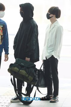 180514 • BTS at Incheon Airport Heading To LA #IVoteBTSBBMAs #BTS #방탄소년단