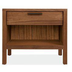Mills Nightstands - Modern Nightstands - Modern Bedroom Furniture - Room & Board