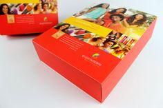 CriativeBox / Projeto especial de caixa personalizada / Grupo Boticário /   #criativebox #embalagem #projetoespecial #caixapersolizada