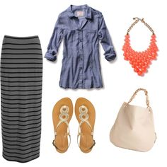 sunday outfit inspiration, created by erykaannclark on Polyvore