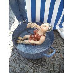 keramická zahradní plastika fontána - GalerieValerie