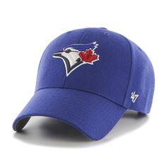 Toronto Blue Jays MVP Home 47 Brand Adjustable Hat