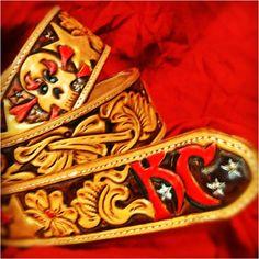 Custom tooled leather<3