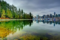 #Vancouver, #Canada #Travel one of the best cities in the World. A perfect balance of nature meets city lifestyle.