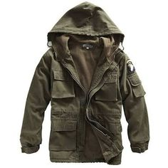 Cheap winter military, Buy Quality winter military jackets directly from China military jacket Suppliers: TACVASEN Men Winter Military Jacket US Army AIR FORCE Thermal Trench with Hood Jacket Fleece Lining Military Coat Fall Jackets, Line Jackets, Outerwear Jackets, Short Jackets, Men's Jackets, Tactical Jacket, Bomber Jacket Men, Motorcycle Jacket, Military Parka
