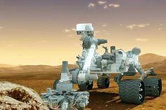 """Robô-explorador tem """"bom tempo"""" à sua espera em Marte"""