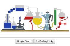 En honor al farmacéutico Robert Bunsen, inventor del Bunser burner y descubridor del rubidio. Se celebró el 31 de marzo y hubiese cumplido 200 años.