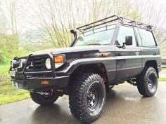 2000 Land Cruiser 70 Series 4.2D