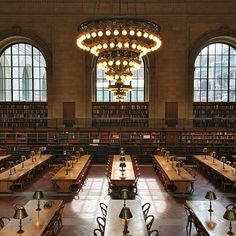 The New York Public Library / photo by Tyson Wheatley
