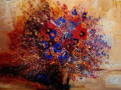 Justyna Kopania ~ Polish Knife painter | Tutt'Art@ | Pittura * Scultura * Poesia * Musica |