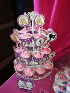 Barbie Princess Charm School Party: