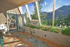 Earthship Passive Solar Tire House 2 by theentiremikey, via Flickr