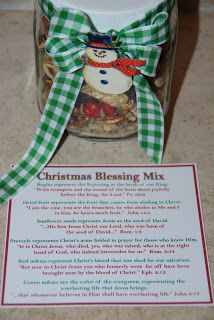 Christmas Blessing Mix