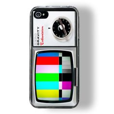 #iPhone #Case Color TV – available for the iPhone 4/5