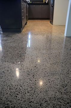 Residential terrazzo flooring pictures at 1280 960 for Residential concrete floor wax