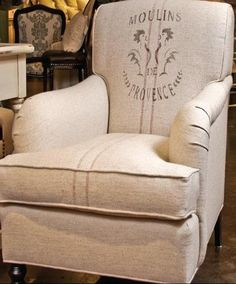 French Laundry English Arm Chair