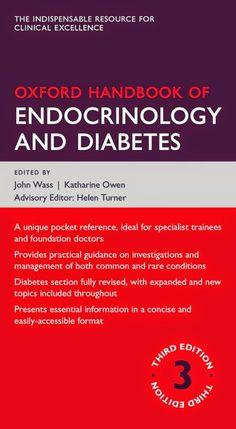 FREE MEDICAL BOOKS: Oxford Handbook of Endocrinology and Diabetes
