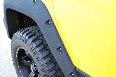 FJ_Yellow_#1 — Davis Autosports Fj Cruiser Off Road, Fj Cruiser Mods, Toyota Fj Cruiser, Land Cruiser, Lifted Jeep Cherokee, Jeep Wrangler Lifted, Jeep Wrangler For Sale, Monster Trucks, Yellow