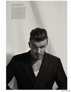 David Beckham Poses for Moody AnOther Man Images image David Beckham AnOther Man Photo 011 800x1040
