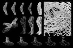 Website: Computational Art and Architecture Floating Architecture, Parametric Architecture, Parametric Design, Organic Architecture, Art And Architecture, Architecture Websites, Architecture Concept Drawings, Zaha Hadid, Conception Paramétrique