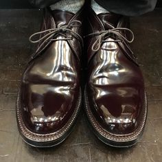 3a079afe4d6 ...  shoeshine  shoepolish  polish  mirror  shoes  boots  leathershoes   leather  suit  clothes  fashion  style  cool  sexy  makeup  8  オールデン  アメリカ  ...